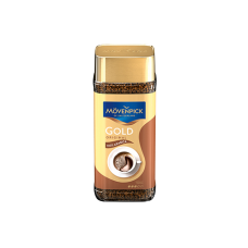 Кофе натуральный растворимый сублимированный MOVENPICK GOLD ORIGINAL 100% ARABICA